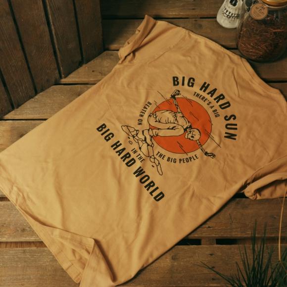 """T-shirt """"Hard Sun"""""""