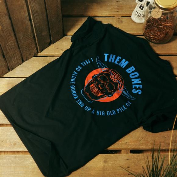 Them Bones Tshirt