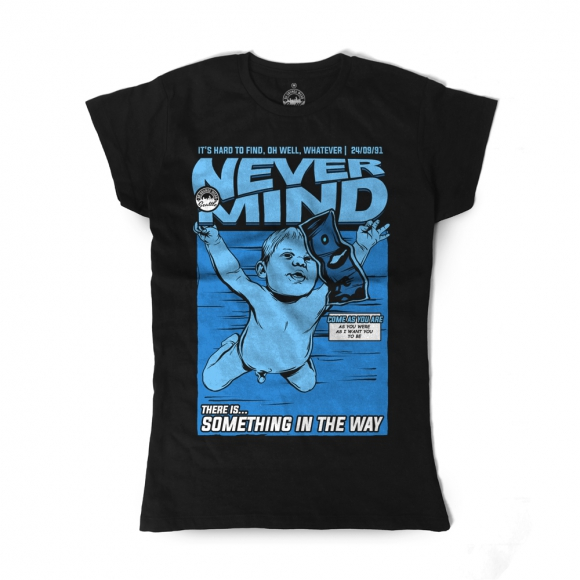 Nevermind Tshirt